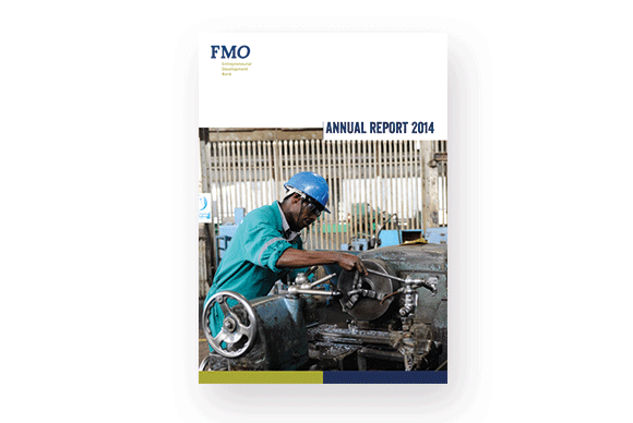 fmo annual report design